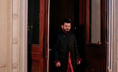 Михаил Галустян превратится в вампира