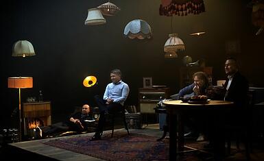 Премьера «Разговорника» от «Квартета И»
