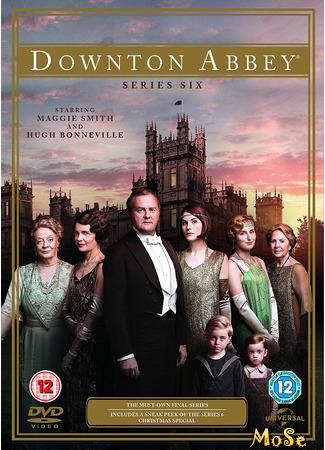кино Аббатство Даунтон, 6-й сезон (Downton Abbey, season 6: Downton Abbey, series 6) 21.11.20