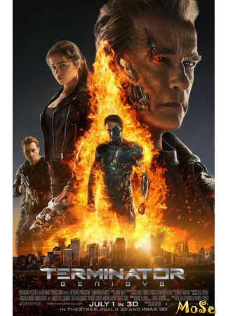 кино Терминатор: Генезис (Terminator Genisys) 11.01.21