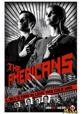 кино Американцы, 1-й сезон (The Americans, season 1) 14.01.21