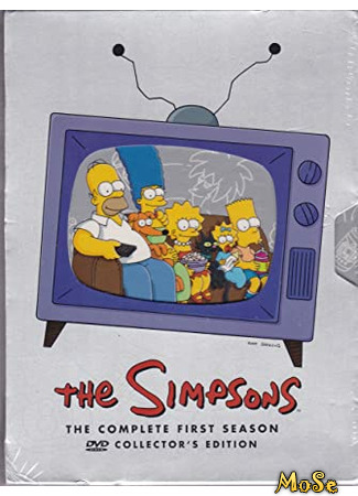 кино Симпсоны, 1-й сезон (The Simpsons, season 1) 14.01.21