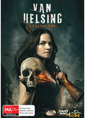 кино Ван Хельсинг, 1-й сезон (Van Helsing, season 1) 15.01.21