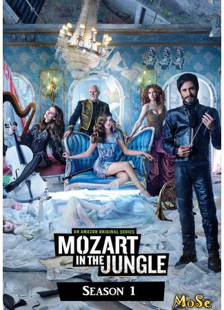 кино Моцарт в джунглях, 1-й сезон (Mozart in the Jungle, season 1) 22.01.21