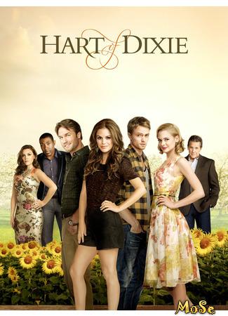 кино Зои Харт из южного штата, 1-й сезон (Hart of Dixie, season 1) 22.01.21
