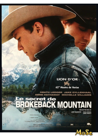 кино Горбатая гора (Brokeback Mountain) 15.02.21